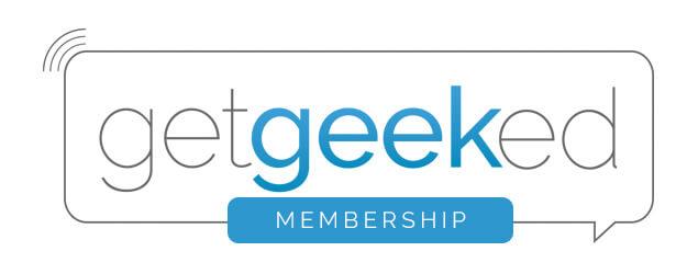 getgeeked membership logo