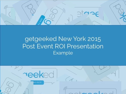 NY15 ROI Presentation