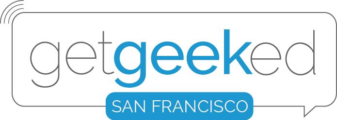 getgeeked San Francisco logo