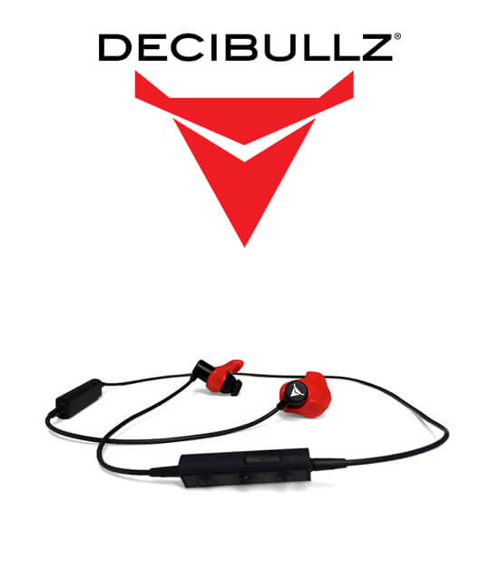 Decibullz ear phones
