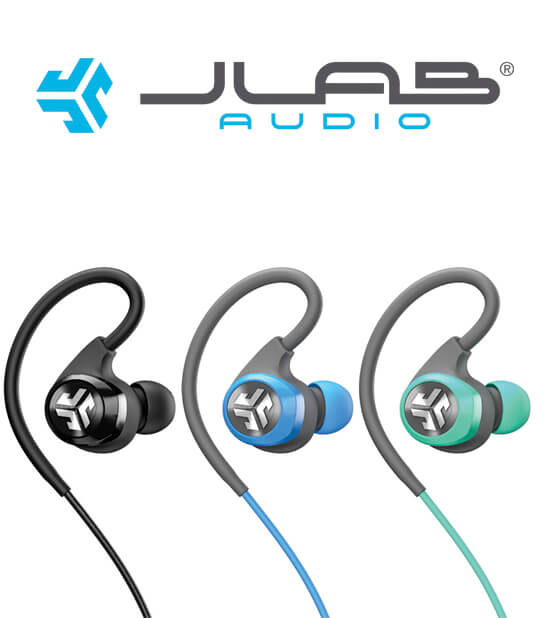 JLab earphones