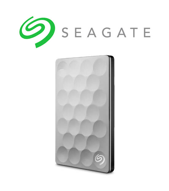 Seagate Slim 2TB Storage