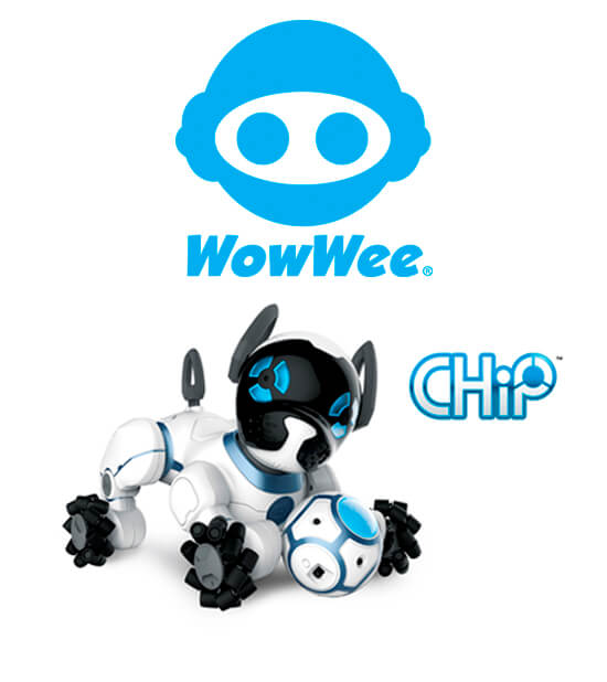 Wowwee ChiP Dog
