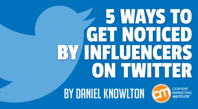 5 Ways to Get Noticed by Influencers on Twitter
