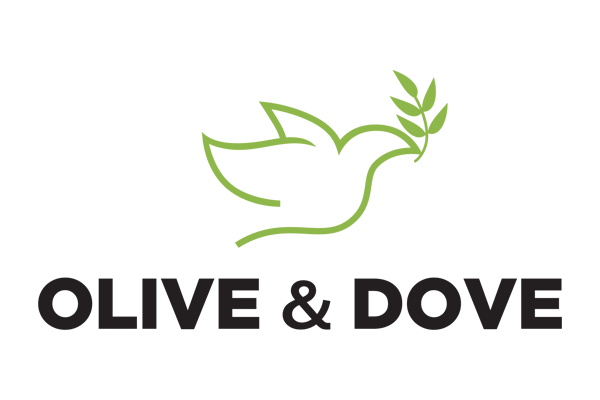 olive and dove logo