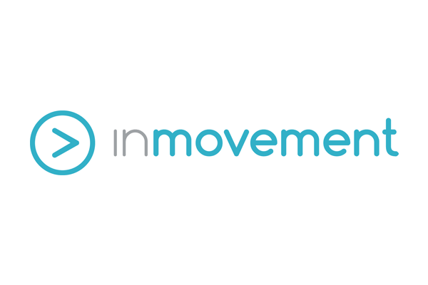 in movement logo